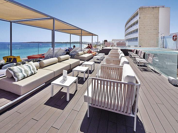 Allsun hotel amarac cala millor sunshine tours for Design hotel pauschalreise