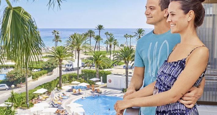 Allsun Hotel Bahia Del Este Cala Millor Sunshine Tours