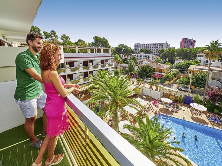 Allsun Hotel Cristobal Colon Playa De Palma Sunshine