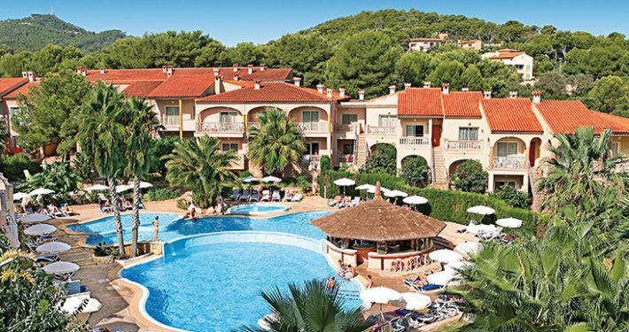 Allsun Hotel Lago Playa Park Cala Ratjada Sunshine Tours