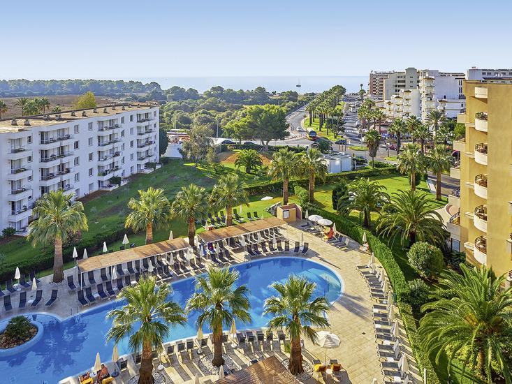 Allsun Hotel Orient Beach Sa Coma Sunshine Tours